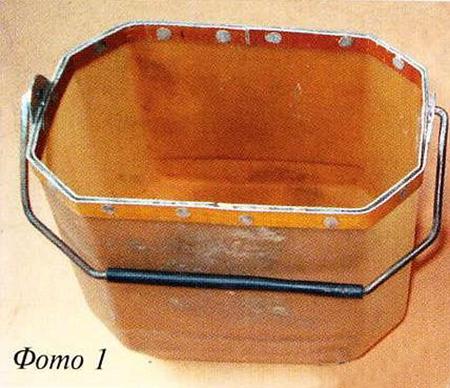 как сделать рыбацкий ящик из канистры