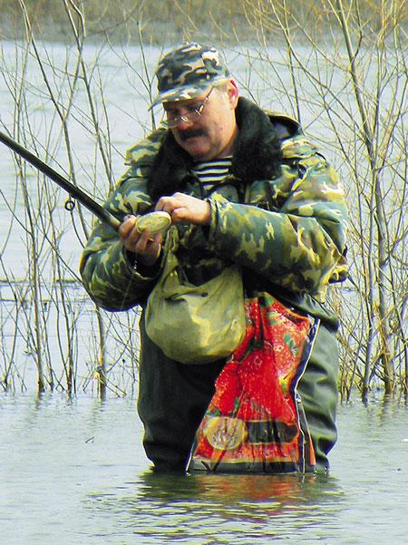 ловля в рыбы половодье