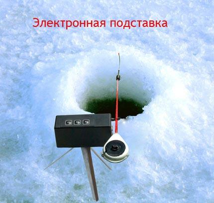 Электронная подставка