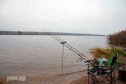 Рыбалка - После заката Поэтому рыболовы стараются избегать таких