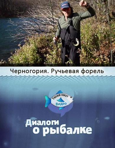 Диалоги о рыбалке. Черногория. Ручьевая форель.