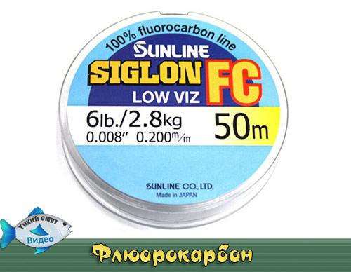флюорокарбон на джиг