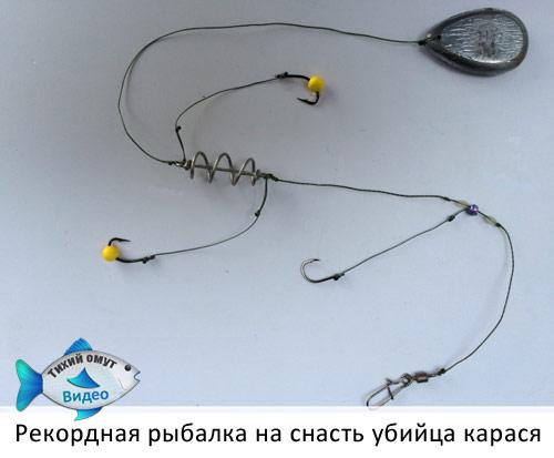 макуха для рыбалки от михалыча