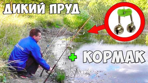 ловить карася украина