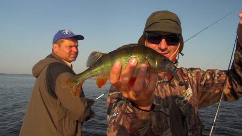 Спиннинговая рыбалка на Киевском водохранилище
