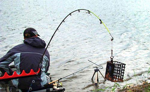 Осенняя фидерная рыбалка на Десне!
