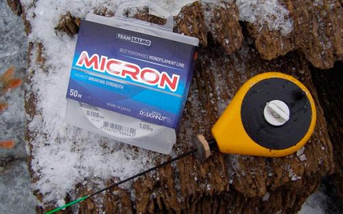 Как правильно выбрать зимнюю леску?