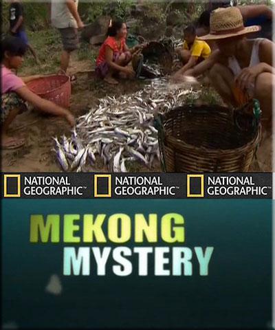 Рыбы-чудовища. Загадка реки Меконг
