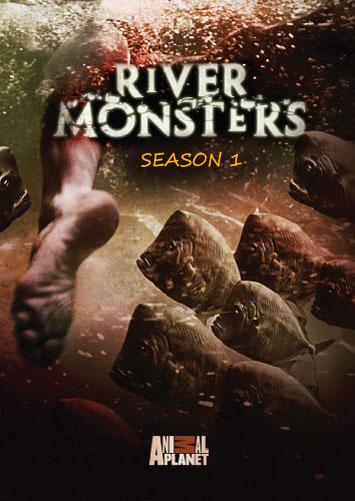 Речные монстры: Пиранья (1 сезон - 6 серия)