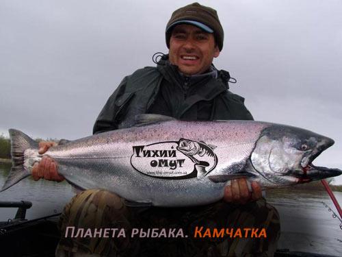 Планета рыбака. Камчатка